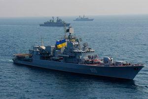 Ukraine tự dâng Biển Azov cho riêng Nga?