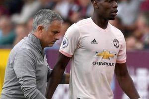 Hành động này của Mourinho đang khiến Pogba dần rời xa M.U