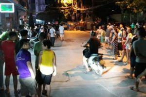 Hà Nội: Chạy vào ngõ cụt, nam thanh niên bị truy sát tử vong