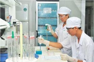 Bước tiến của ngành sản xuất vắc-xin trong nước