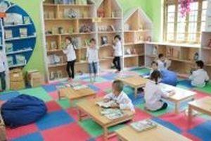 Gelex tặng thư viện sách cho trường tiểu học vùng quê nghèo Hà Nam