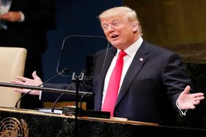 TT Trump đã nói những gì tại Đại hội đồng LHQ?