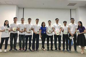 Vinh danh sinh viên Việt Nam ưu tú - Panasonic đồng hành phát triển nguồn nhân lực chất lượng cao