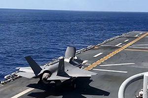 Tiêm kích tàng hình tối tân nhất của Mỹ F-35 sẵn sàng ra mắt chiến đấu