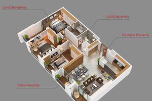 Galaxy Door giới thiệu giải pháp tổng thể về cửa trong căn hộ hiện đại