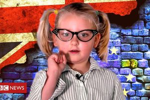 Giải thích Brexit - bạn có giỏi hơn cô bé 3 tuổi này không?