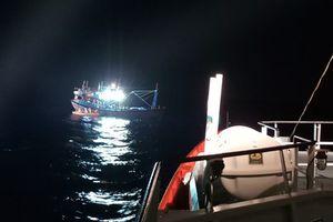 Đề nghị Trung Quốc và Philippines hỗ trợ tìm tàu cá Việt Nam mất liên lạc