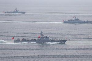 Thổ Nhĩ Kỳ và đồng minh sắp diễn tập quy mô lớn trên Địa Trung Hải