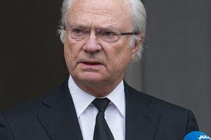Nhà vua Thụy Điển gửi điện chia buồn tới lãnh đạo Việt Nam