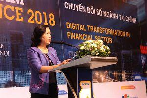 Vietnam Finance 2018: Chuyển đổi số - bước đi cần thiết để phục vụ nhu cầu người dân, doanh nghiệp