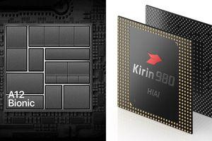 Huawei tuyên bố chip Kirin 980 nhanh hơn A12 Bionic của Apple
