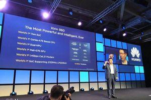 Chủ tịch Huawei: Chúng tôi sẽ không bán chip Kirin cho các hãng khác