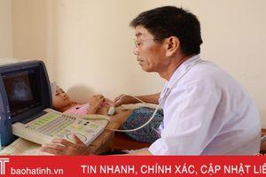 Vũ Quang phấn đấu 100% người dân tham gia BHYT trong tháng 9 này