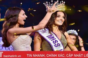 Hoa hậu Ukraine 2018 từ chối trao lại vương miện