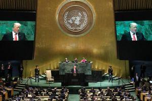 Nguyên thủ Mỹ-Iran công kích nhau tại cuộc họp Liên Hợp Quốc