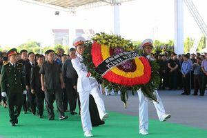 Lễ tang Chủ tịch nước Trần Đại Quang tại quê hương Ninh Bình