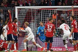 Bayern Munich đứt mạch thắng ngay tại thánh địa Allianz Arena