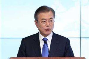 Tổng thống Hàn Quốc muốn Mỹ duy trì lực lượng quân đội tại Bán đảo Triều Tiên