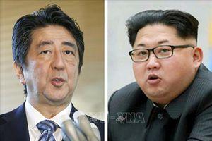 Thủ tướng Nhật Bản sẵn sàng gặp mặt trực tiếp nhà lãnh đạo Triều Tiên