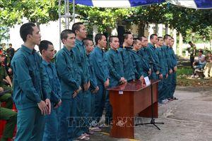 Phạt tù 15 đối tượng gây rối trật tự công cộng tại huyện Bắc Bình, Bình Thuận
