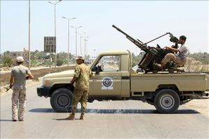 Chính phủ Libya tuyên bố đạt thỏa thuận ngừng bắn tại phía Nam Tripoli