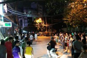 Hà Nội: Điều tra vụ truy sát giữa phố khiến 1 người tử vong