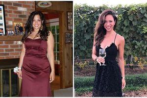 Cô nàng mập mạp giảm 32kg trong thời gian ngắn chỉ bằng 3 thói quen đơn giản sau