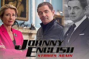 'Mr. Bean' tái xuất trong 'Johnny English Strikes Again': Khi may mắn cũng là một siêu năng lực