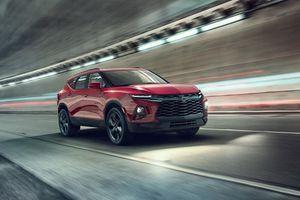 Chevrolet Blazer bán ra từ đầu năm 2019, giá từ 30.000 USD