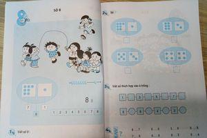 Bộ GD-ĐT yêu cầu hướng dẫn học sinh không viết, vẽ vào sách giáo khoa