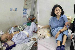 Xúc động với hành động của Mai Phương khi nghe tin đồng nghiệp nguy kịch vì bệnh ung thư