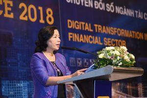 Bộ Tài chính: 'Sẽ hình thành hệ sinh thái tài chính số vào năm 2025'
