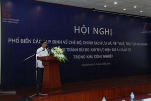 Hà Nội đẩy mạnh thu hút đầu tư vào các khu công nghiệp