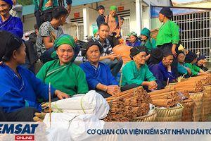 Độc đáo sắc màu chợ phiên Hoàng Su Phì