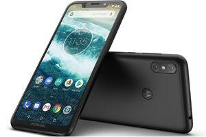 Motorola One Power sẽ cập nhật hệ Android Pie vào cuối năm 2018