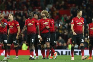 Thua Derby County trên chấm 11m, M.U bị loại khỏi League Cup 2018