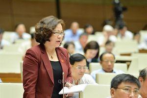 Đbqh Ngô Thị Minh - quảng ninh: chi tiết xử lý vi phạm trong quản lý, điều hành ngân sách nhà nước năm 2014 - 2015?