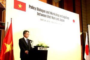 Đối thoại Chính sách logistics Việt Nam - Nhật Bản năm 2018