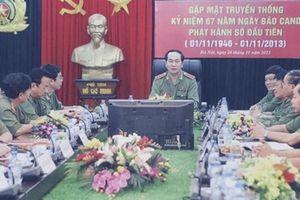 Có một nhà báo Trần Đại Quang