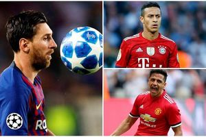 Top 10 ngôi sao được mệnh danh 'vua rê bóng' trong PES 2019