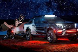 Nissan Navara Dark Sky phiên bản dành cho nhà nghiên cứu vũ trụ