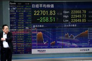 Chứng khoán châu Á trái chiều sau khi Mỹ tỏ lập trường cứng rắn về thương mại