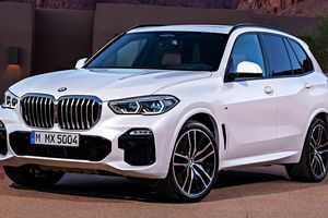 So sánh Mercedes GLE và BMW X5
