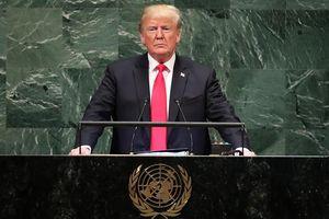 Các nhà lãnh đạo thế giới 'cười rộ' khi Tổng thống Trump phát biểu