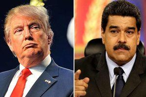 Dù gia tăng trừng phạt, Mỹ vẫn bác bỏ giải pháp quân sự với Venezuela