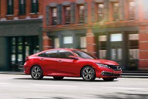 Hình ảnh chi tiết Honda Civic Sedan và Coupe 2019 giá 475 triệu đồng