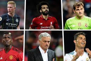 Pogba và những cầu thủ công khai đối đầu với HLV Mourinho