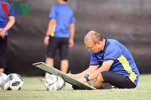 HLV Park Hang Seo trở lại Việt Nam, hướng tới cúp vàng AFF Suzuki Cup 2018