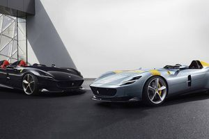 Ferrari chính thức ra mắt Monza SP1 và Monza SP2