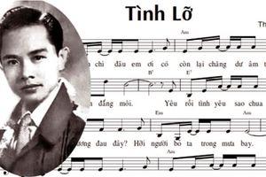 Nhạc sĩ Thanh Bình: Cuộc tình đã lỡ với bao nhiêu thương đau